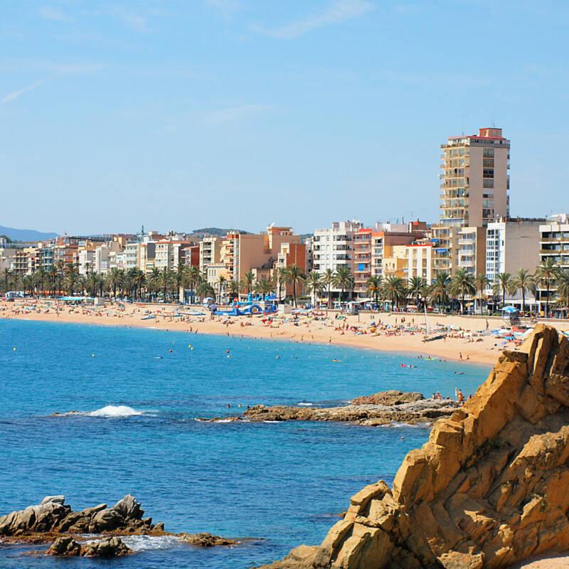Inspirationall image for Barcelona, Lloret de Mar
