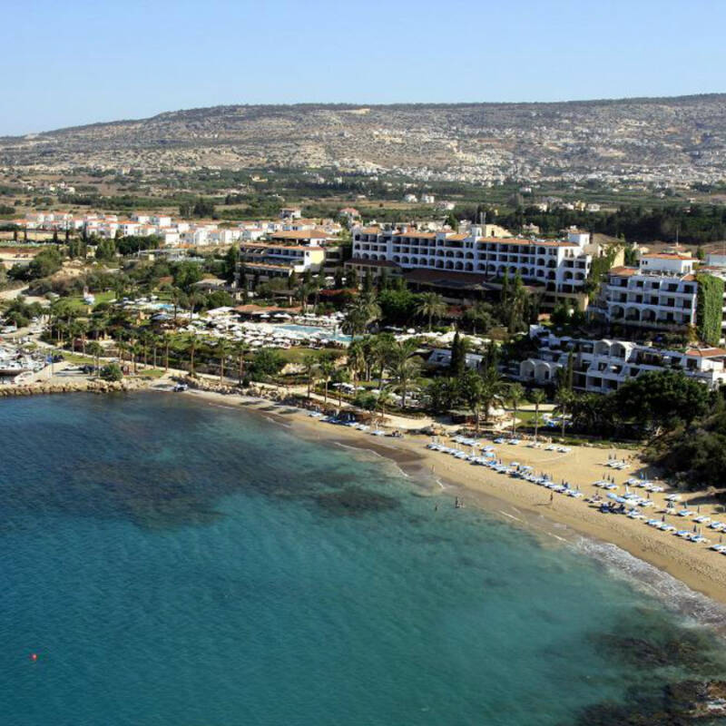 Inspirationall image for Paphos Coral Beach