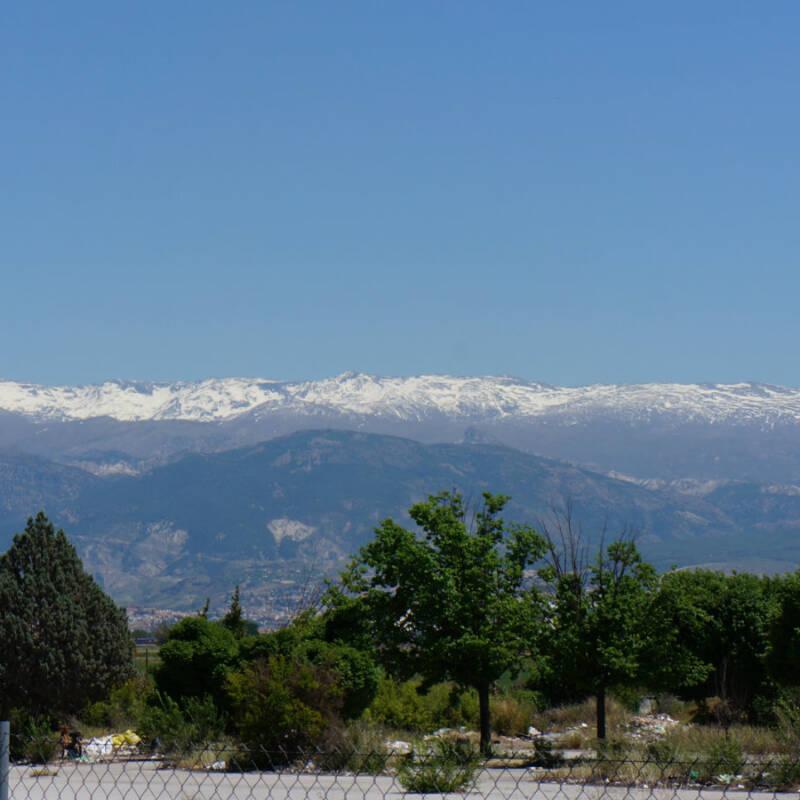 Inspirationall image for Sierra Nevada