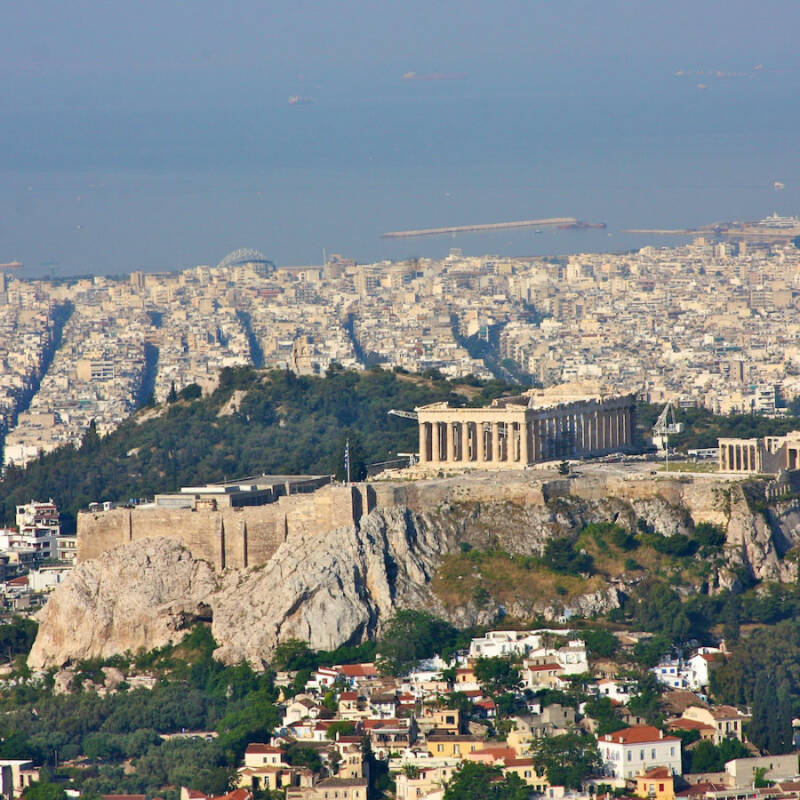 Inspirationall image for Athen
