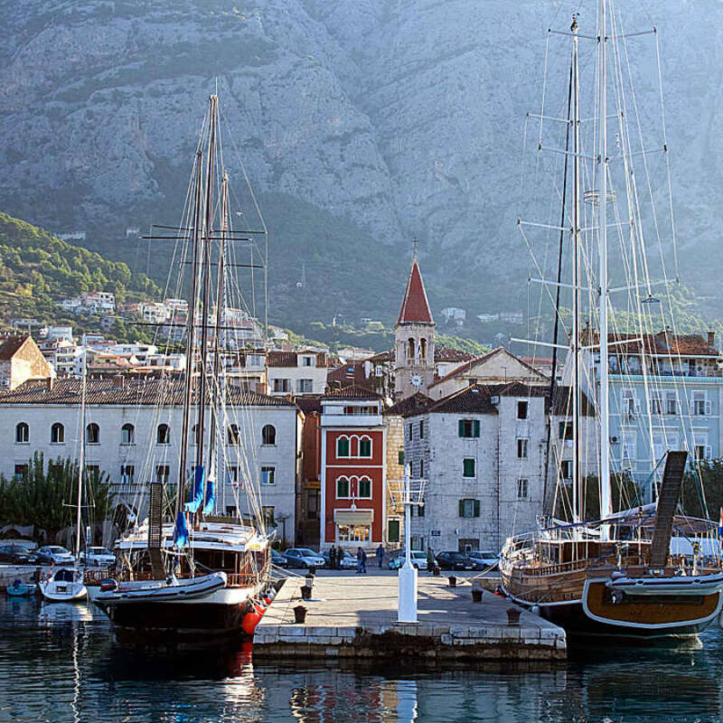 Inspirationall image for Makarska